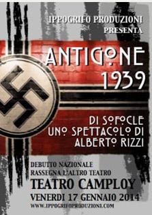 ANTIGONE 1939
